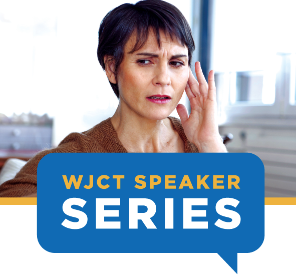 TINNITUS: Identifying & Treating Ringing in the Ears @ WJCT STUDIOS | Jacksonville | Florida | United States