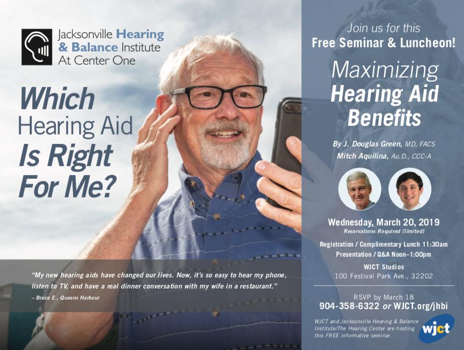 Maximizing Hearing Aid Benefits