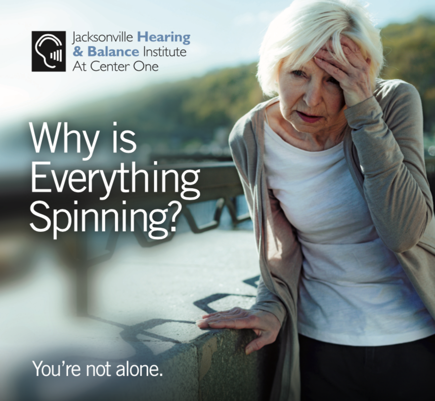 Why is everything spinning? You're not alone. @ WJCT Studios | Jacksonville | Florida | United States