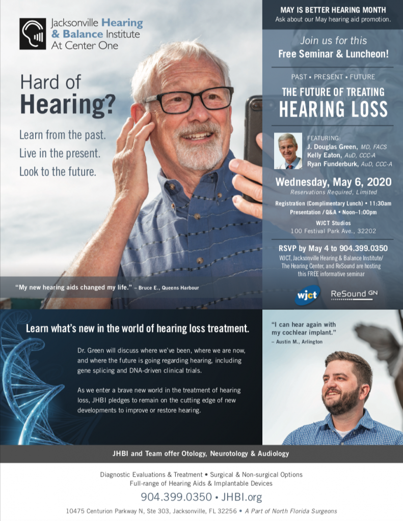 The Future of Treating Hearing Loss